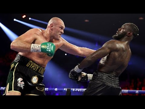 Deontay Wilder vs. Tyson Fury 2 / Деонтей Уайлдер - Тайсон Фьюри II