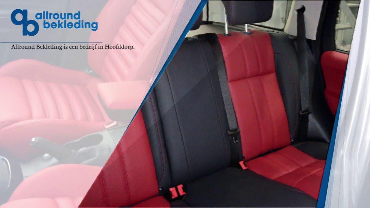 allround bekleding hoofddorp interieur auto boot meubels scooter motorzadels kussens