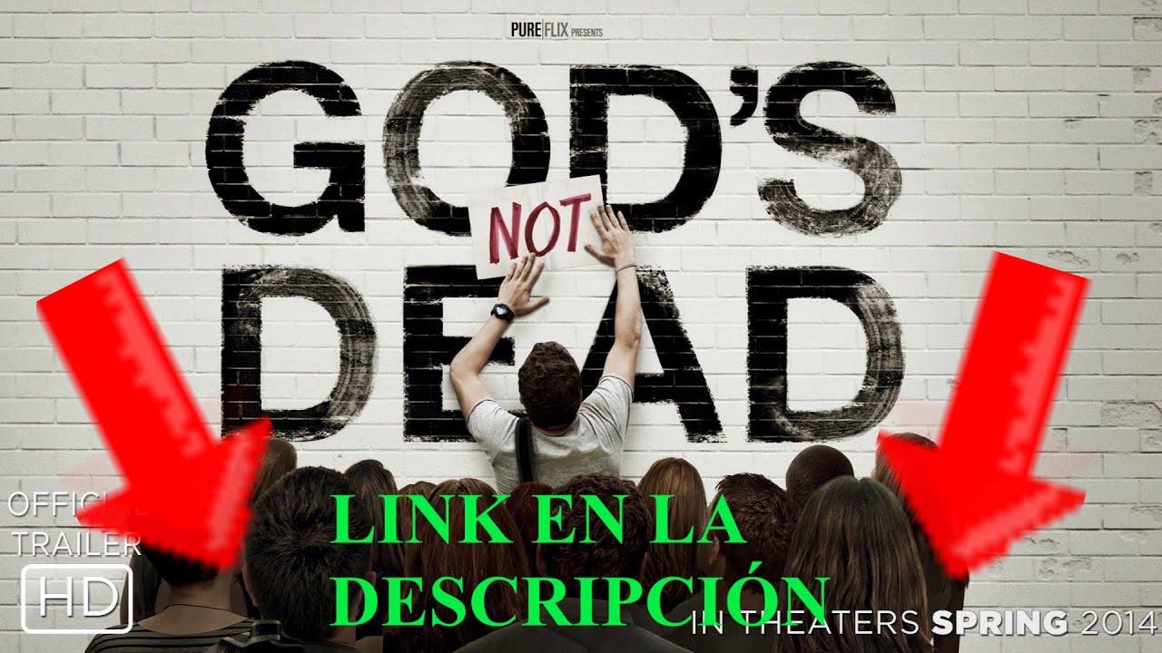 "Descarga ""God's Not Dead"" [Audio Latino][MEGA] 1 Link"
