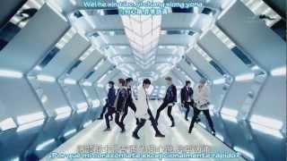 Super Junior M - Break Down (Sub. Español - Pinyin - Romanización)