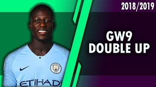GAMEWEEK 9 - WHICH TEAMS TO DOUBLE UP ON! #FPL 2018/2019!