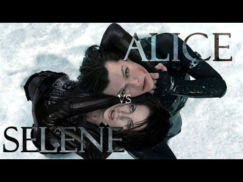 Selene vs Alice.