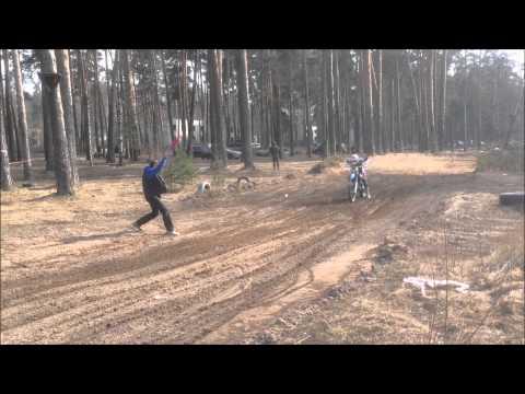 Rider_37 Тренировка в городке ЗиЛ