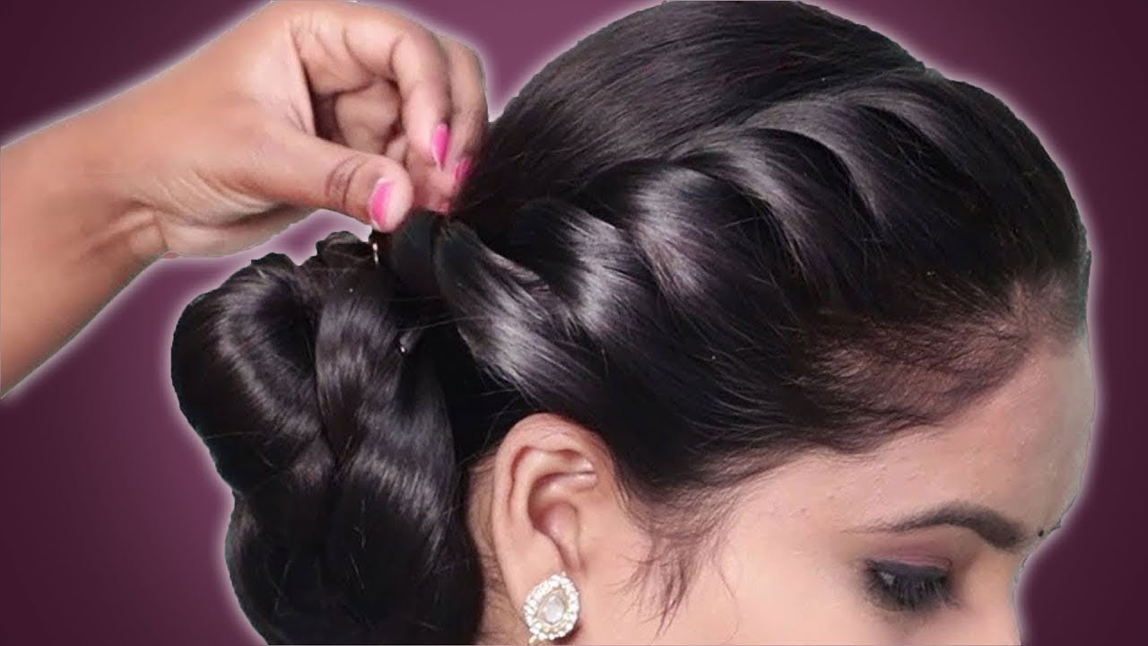 Easy Cute Hairstyle For Girls Beautiful Hairstyle Hair Style Girl Judahairstyles Youtube