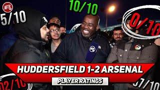 Was Iwobi MOTM? | Huddersfield 1 -2 Arsenal | Player Ratings ft Troopz & Moh