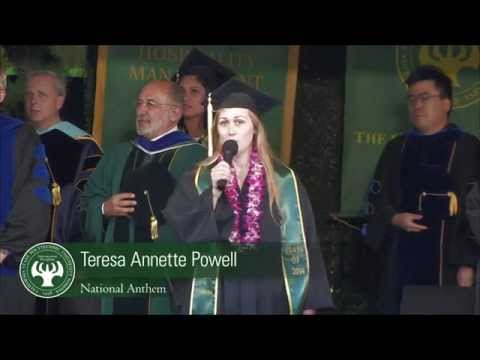Cal Poly Pomona Commencement 2014 - Collins