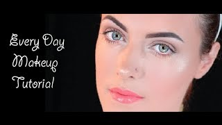 Every Day Makeup Tutorial