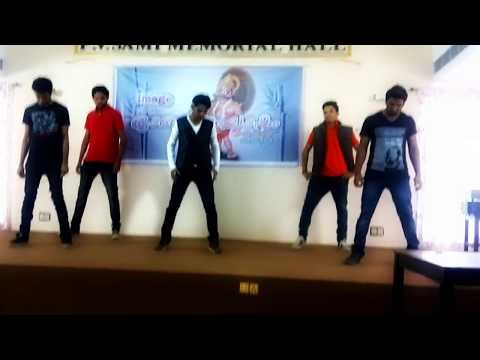 Vilayadu Mankatha Song with dance Mankatha. Rhythm Stars