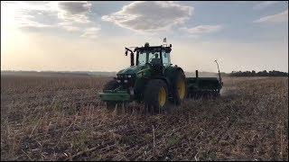 Як ЛЕГКО заробляє фермер. Від посіву до жнив.