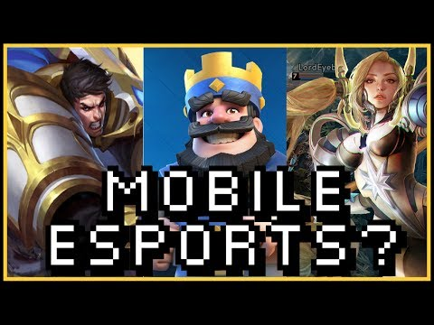 Are Mobile ESports On The Rise? | What's Up, Nez