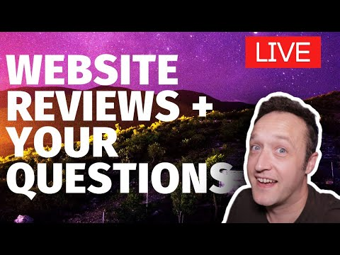 AFFILIATE WEBSITE REVIEWS, QUESTIONS AND CHAT – LIVE