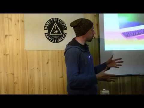 JOSHUA LIFTON: CROWD SUPPLY -- THE ANARCHIST ORGANIC COOKBOOK FOR PRODUCT DEVELOPMENT