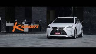 VOSSEN ML-R2 on Lexus NX Air Suspension