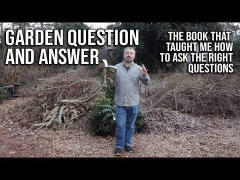 Garden Question And Answer / The Book That Taught Me How To Learn