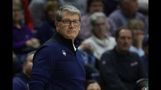 UConn Women's Basketball Postgame (Cal) - Geno Auriemma