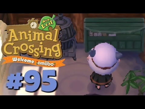 Let's Play Animal Crossing: New Leaf - Welcome amiibo :: #95 :: Kitchen Decorating (1080p gameplay)