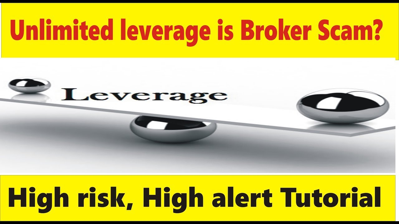 Forex broker with unlimited leverage