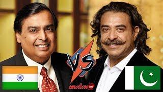 ✔️Mukesh Ambani VS Shahid Khan कौन है सबसे अमीर/पावरफुल