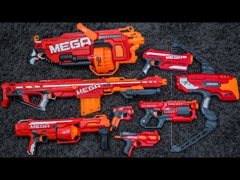 Nerf Mega | Series Overview & Top Picks