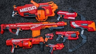 Nerf Mega Series Overview &amp Top Picks