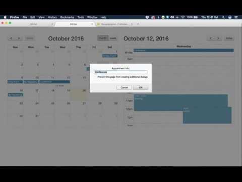 Creating a calendar app using Full Calendar, JavaScript, Bootstrap