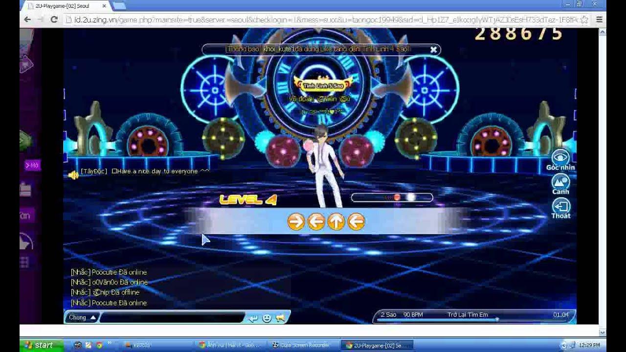 Trở Lại Tìm Em - Đại Nhân ( game 2u)