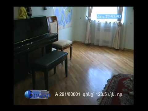 Yerkir Real Estate - 5 room apartment for sale- Yerevan - Center