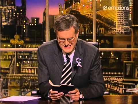 Harald Schmidt liest mit seinen Zuschauern Bertolt Brecht (1998)