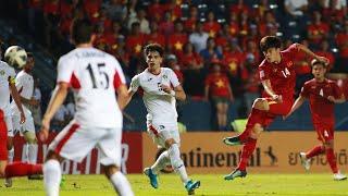 U23 Việt Nam tập buổi cuối trước trận gặp U23 CHDCND Triều Tiên