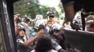 Hartal BNP Leader Joynal Abedin Faruk