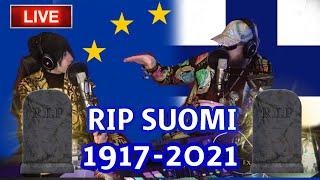 LEVELI kuntavaalit 2021 osa 11: Miksi valtio VIHAA suomen lippua? + Erityisvieraat