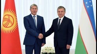 Скачать Qirg Iziston Prezidenti Almazbek Atamboyev Davlat Tashrifi Bilan O Zbekistonga Keldi 5 10 2017y
