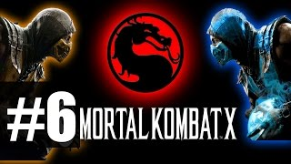 Mortal Kombat X - Прохождение на русском - часть 6 - Чернокожий фермер