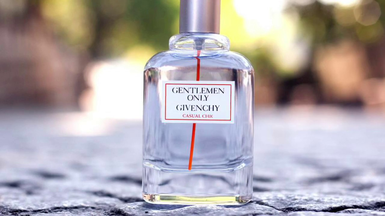 Givenchy: Gentlemen Only Casual Chic