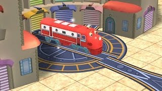 Chuggington Traintastic Adventures - Game App for Kids