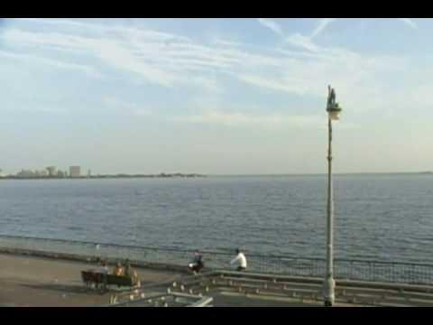Breathtaking View From Atlantic Ocean Of Brooklyn Staten Island