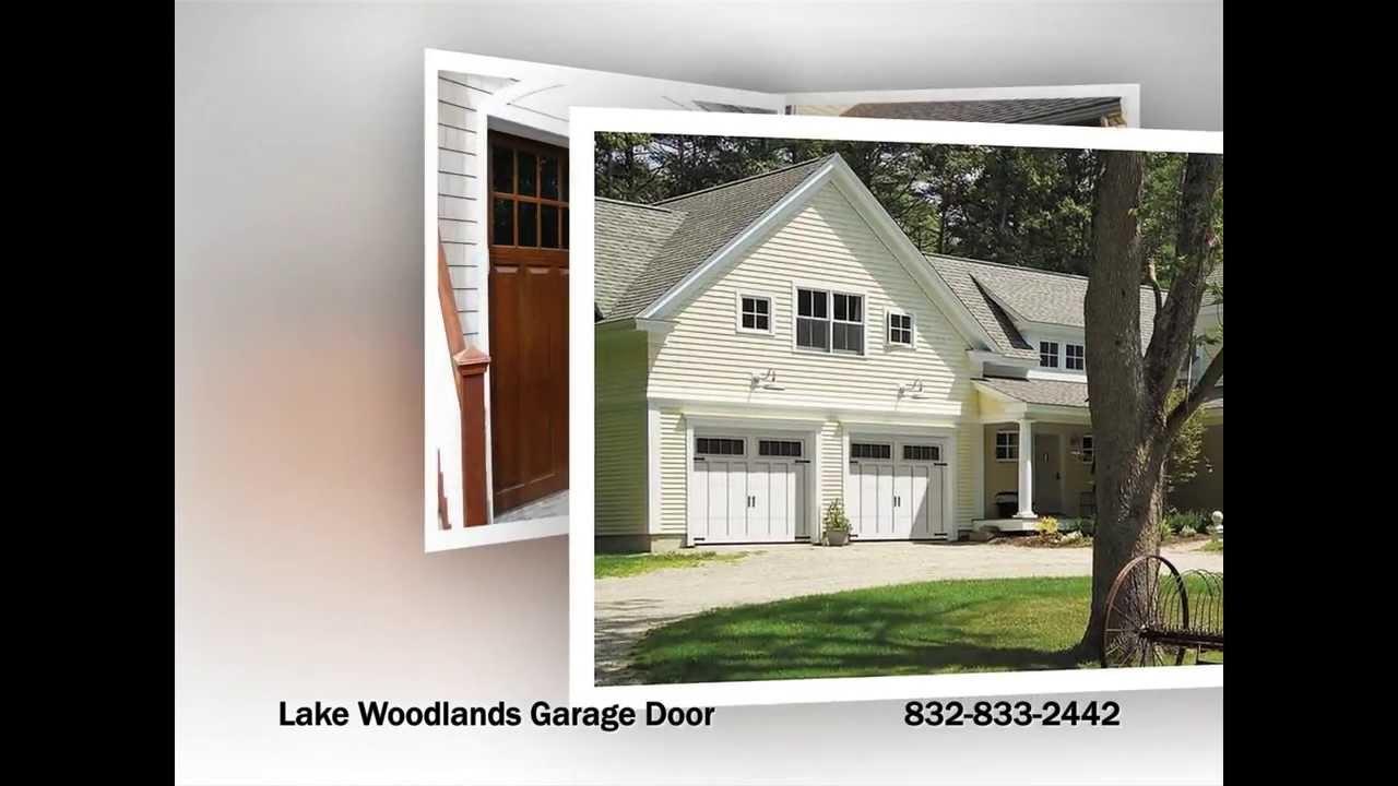 Lake Woodlands Garage Doors Directory Texas Installation Remote Garages
