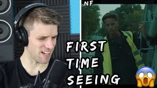 Rapper Reacts to NF When I Grow Up!! | FIRST EVER WATCH (Music Video)