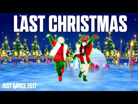 Santa Clones - Last Christmas   Just Dance 2017   Official Gameplay preview