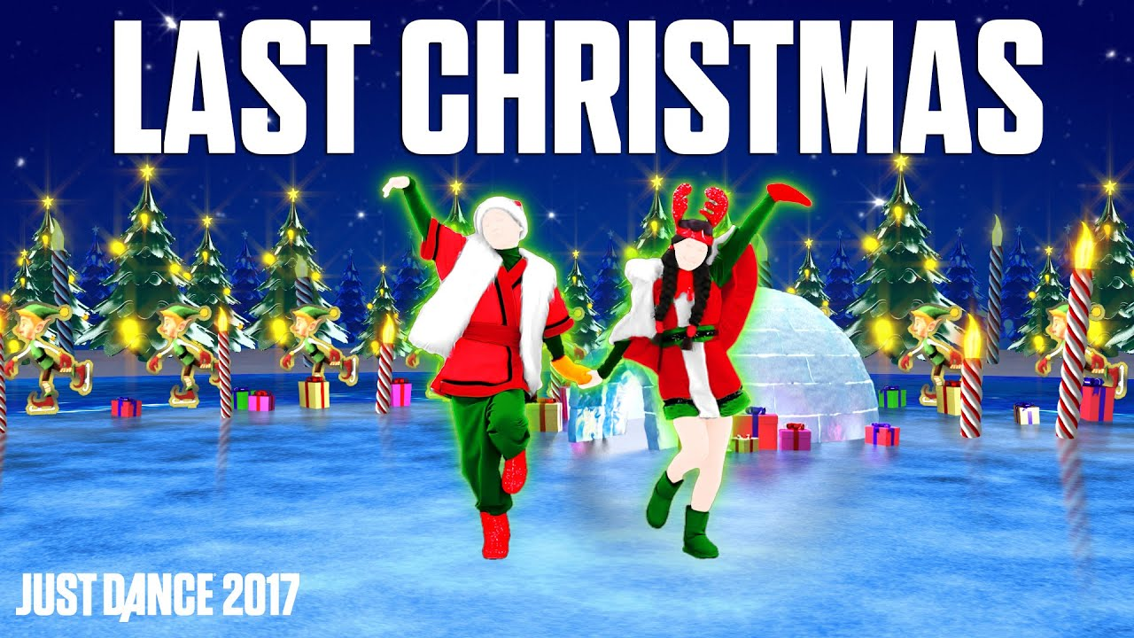 santa clones last christmas just dance 2017 official gameplay preview youtube - The Last Christmas