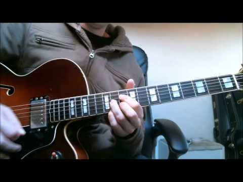How to Voice Lead Jazz Guitar Chords