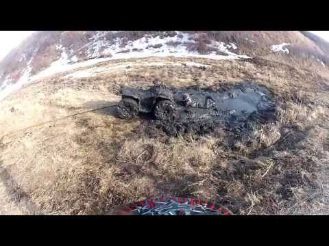 CanAm is Pulled Out From Farmers Sewage Pit