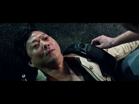 The Hangover Part III (2013) Chow's Curses Scene  HD