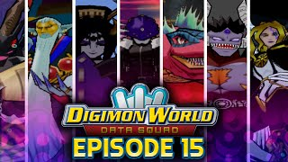 Digimon World Data Squad - Ep 15 - Getting All Demon Lords Powers and Digivolutions