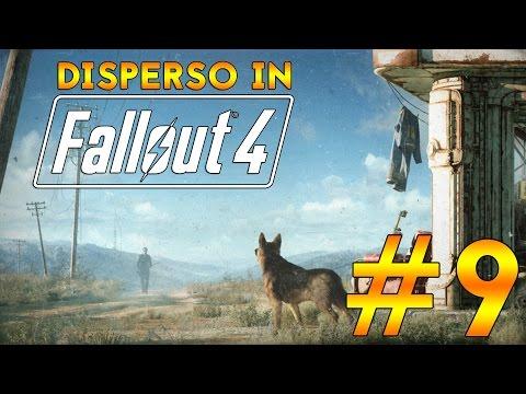 Disperso in Fallout 4 [#9] I Tesori di Jamaica Plain [Gameplay ITA]