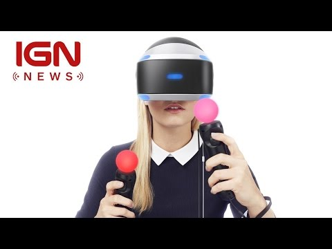 PS Move Twin Pack Coming Alongside PlayStation VR - IGN News