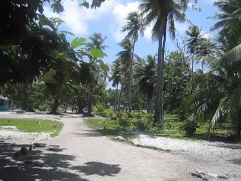 A walking tour of Utrik Atoll