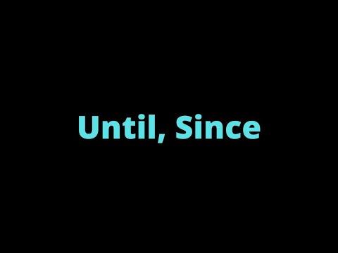 (56) Until, Since   Samoan