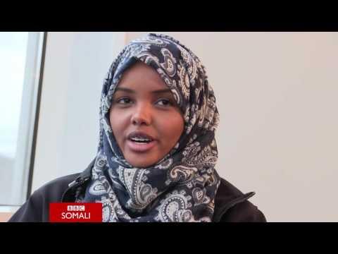 Gabar Soomaaliyeed oo ka qeybgashey Tartan Quruxda Minnesota (Ac. Bbc Somali)