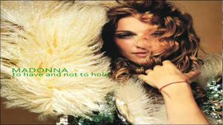 Madonna To Have And Not To Hold (Pander